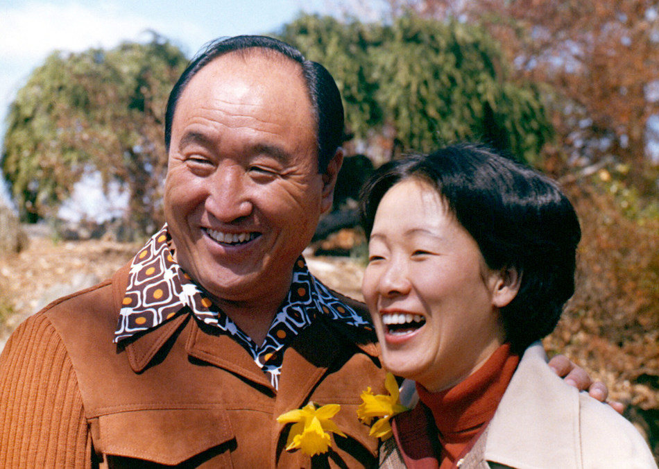 True Parents, Rev. Sun Myung Moon and Dr Hak Ja Han Moon